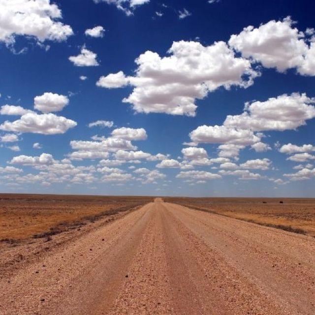 Outback Australia.
