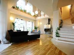 Piękny i luksusowy dom o niebanalnym wnętrzu!  #wnetrza #architektura #mieszkanie #dom