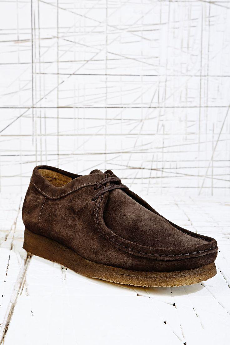 Clarks Originals Chaussures Wallabee Marron 0k4XpUDY