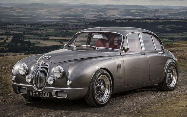 Jaguar Mk2 Ian Callum