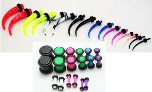 #ZayaBodyJewelry - 32pc Ear Stretching Kit Curve Tapers AND Plugs 0g 2g 4g 6g 8g 10g 12g 14g gauges, $27.99 (http://www.zayabodyjewelry.com/32pc-ear-stretching-kit-curve-tapers-and-plugs-0g-2g-4g-6g-8g-10g-12g-14g-gauges/)