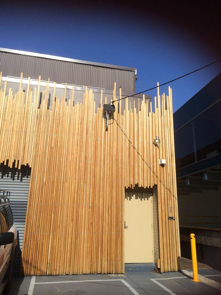 External cladding, Collingwood
