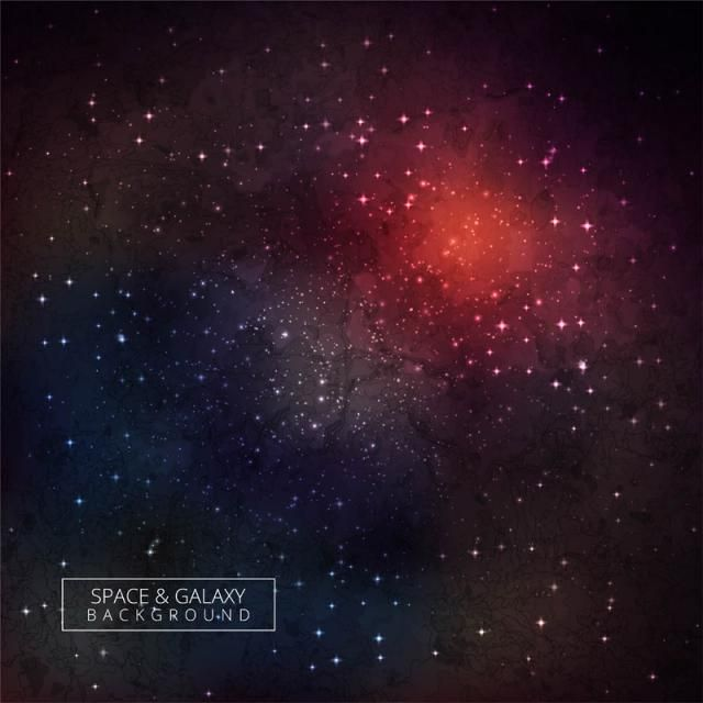 Abstract Universe Filled With Stars Galaxy Clipart Nebula And Galaxy Background Abstract Vector Png And Vector With Transparent Background For Free Download Galaxy Background Nebula Abstract