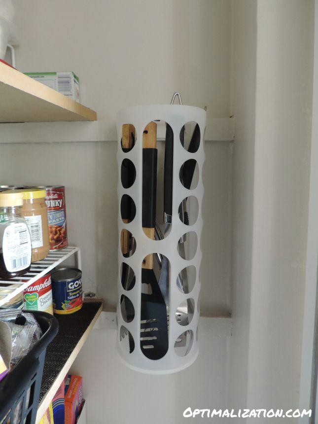 Ikea Hack Bbq Utensil Holder Kitchen Organization