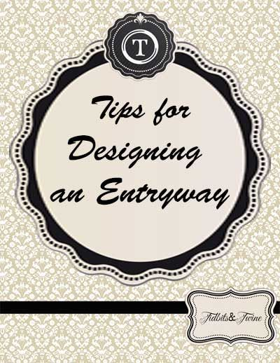 Tips for Designing an Entryway