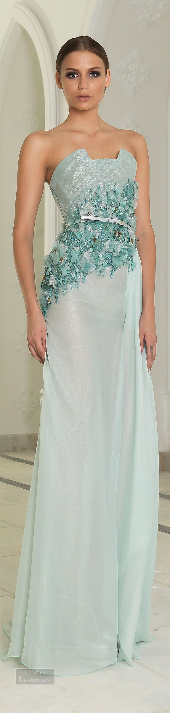 Abed Mahfouz Fall Winter 2014-2015.- #LadyLuxuryDesigns