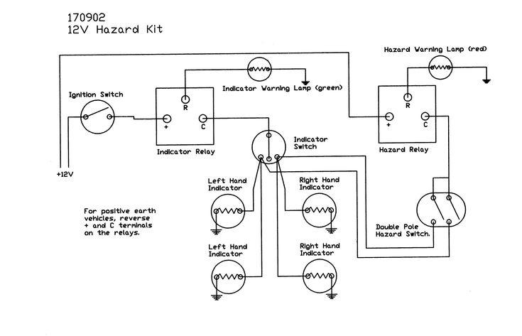New Wiring Diagram Car Indicators Diagram Hazard Lights Light Switch
