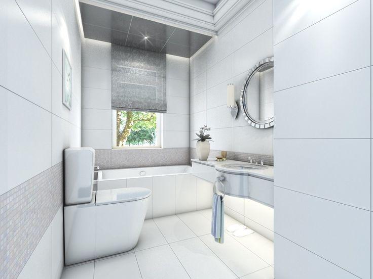 Spa 12 x 24 - White Matte Wall Tile