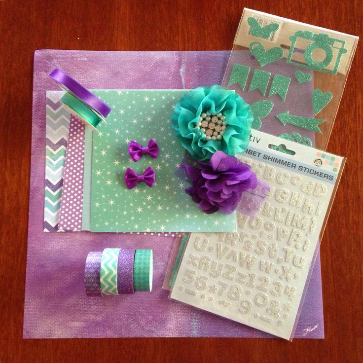 Snailmail inspiration - Purple & Teal #snailmail #snailmailideas #snailmailrevival #penpal #penfriend #sendmoremail   Follow me on insta @cegould