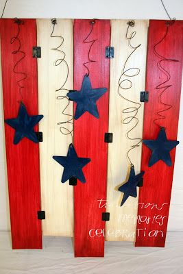 Roberts Crafts: 4th of July Decor
