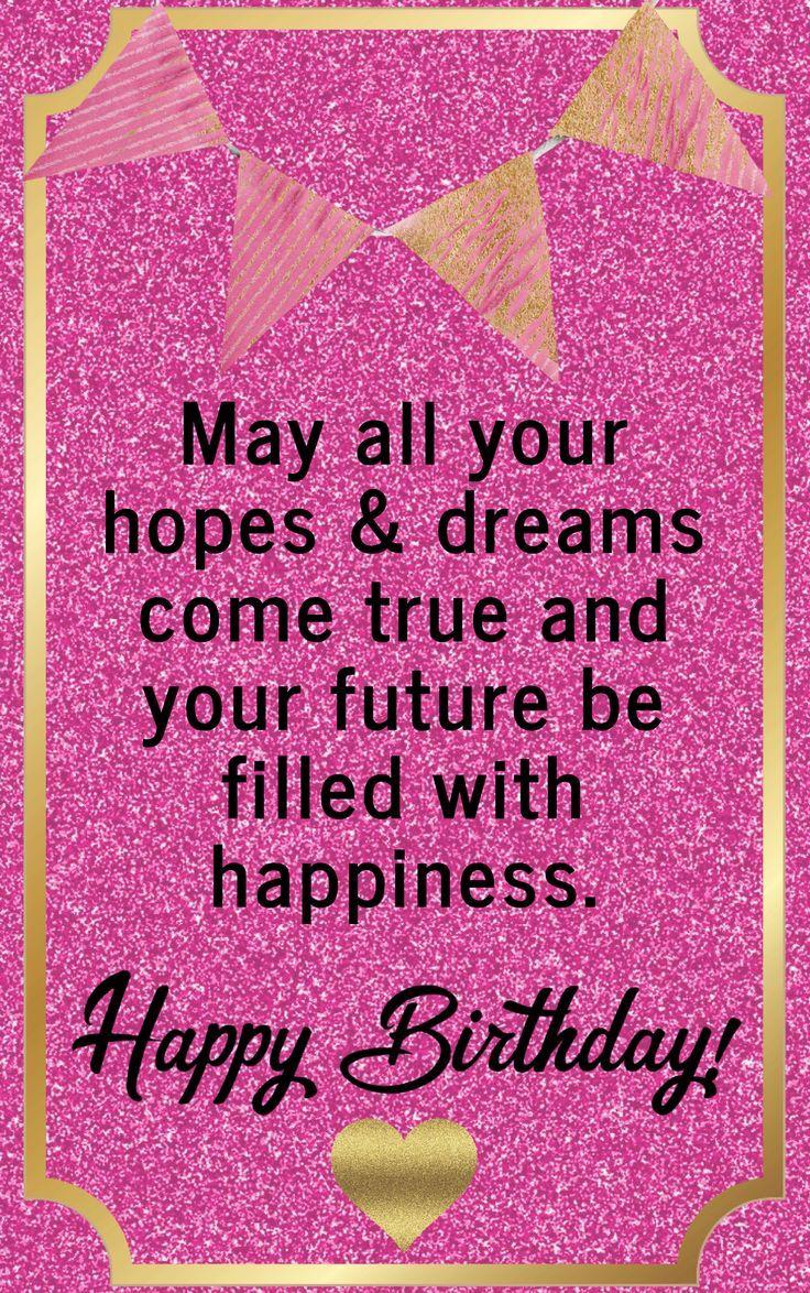 Birthday Quotes Happybirthday Birthdaywishes Birthday Wishes