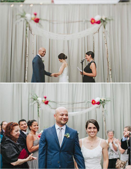 LOVE THIS WEDDING - Brooklyn wedding ideas