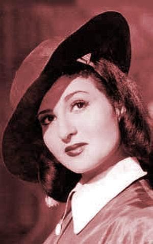 Egyptian actress Naeema Akef