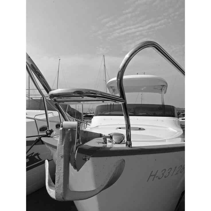 Boats on Lake Balaton 4