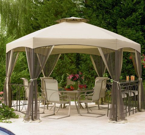 jaclyn smith gazebo replacement canopy 1
