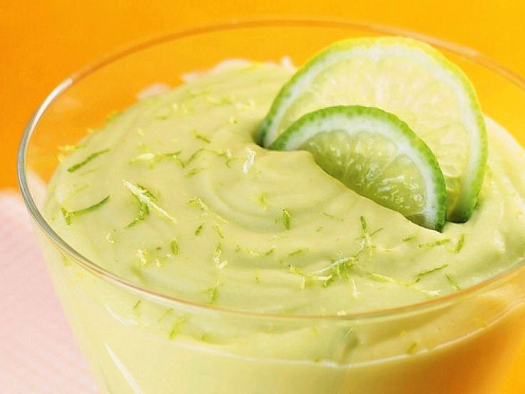 Aprenda a fazer Receita de Mousse de abacate com limão, Saiba como fazer a Receita de Mousse de abacate com limão, Show de Receitas