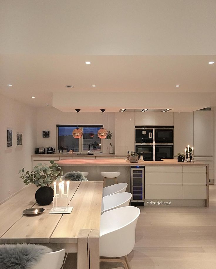 775 best BEAUTIFUL \/\/ KITCHENS images on Pinterest Architecture - luxus kche