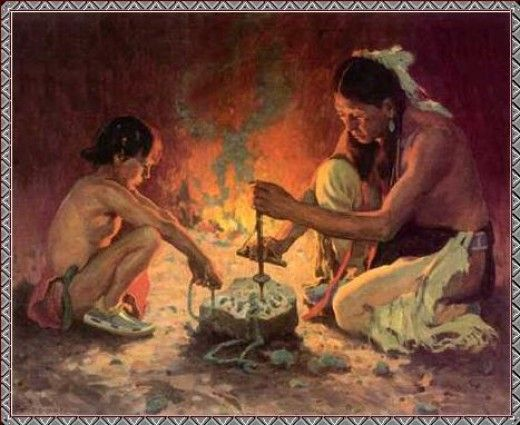The Cherokee story of the first fire is one of courage, determination, and bravery. It also teaches us to never underestimate ourselves or the people around us to accomplish great things.