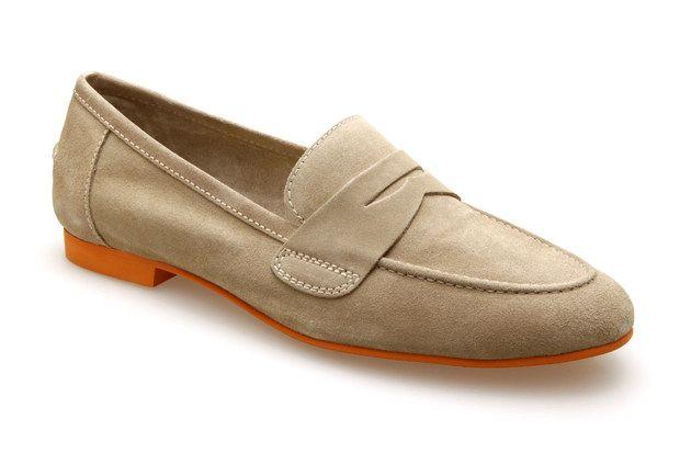 Mocassins GADEA 39022 Beige - Chaussures femme