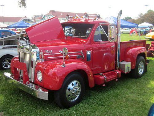 B61 Mack Truck For Sale >> Mack B 61 | MACK TRUCK | Pinterest
