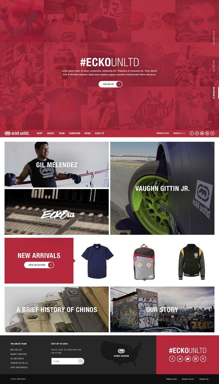 Akufen, talentueux Webdesigner et Designer d'interface #11   Design Spartan : Art digital, digital painting, webdesign, ressources, tutoriels, inspiration