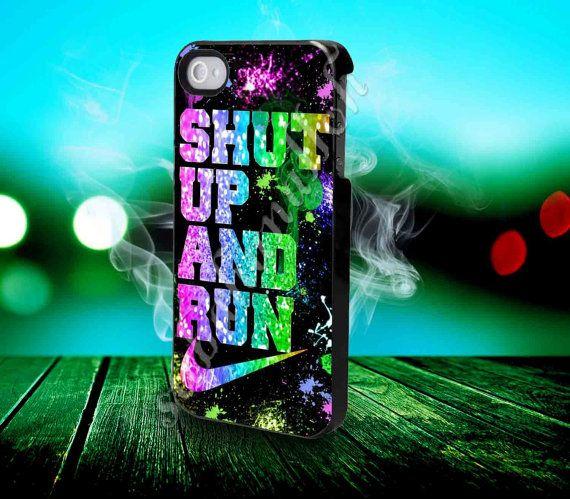 shut up and run Custom by subahanalloh, $14.99