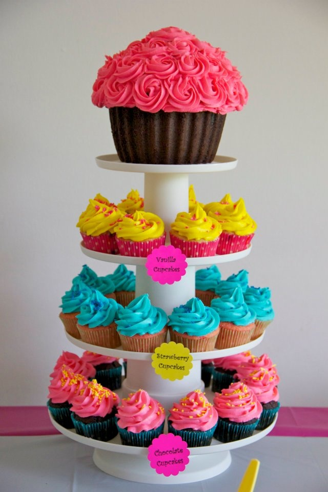Cupcake Party Cupcakes