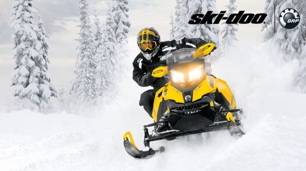Ski-Doo Snowmobiles USA: Snow Sleds for Sale by BRP snowmobiling