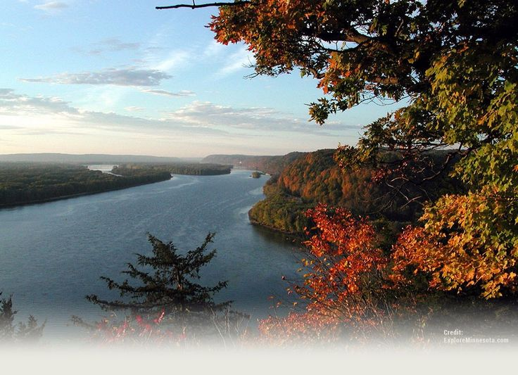 Order A FREE Great River Road Map