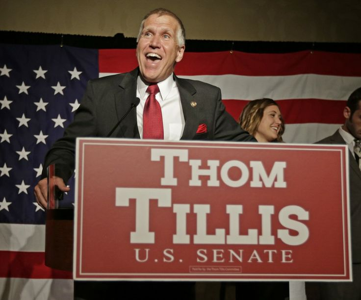 "Attention, Thom Tillis: North Carolina's ""traditional"" population is growing, too. - The Washington Post"