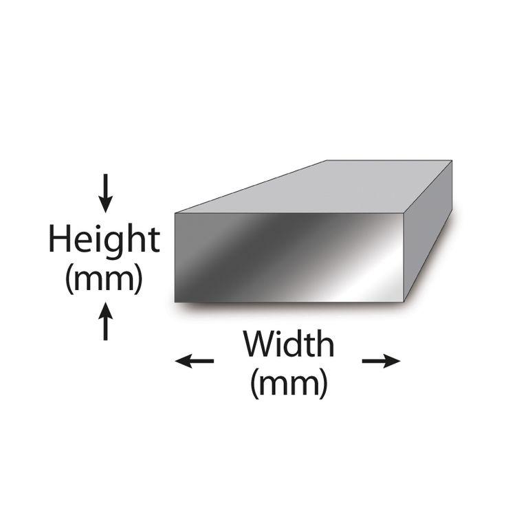 Metric Flat Bar (Rectangular Bar) Stainless Steel Grades   Metric Metal