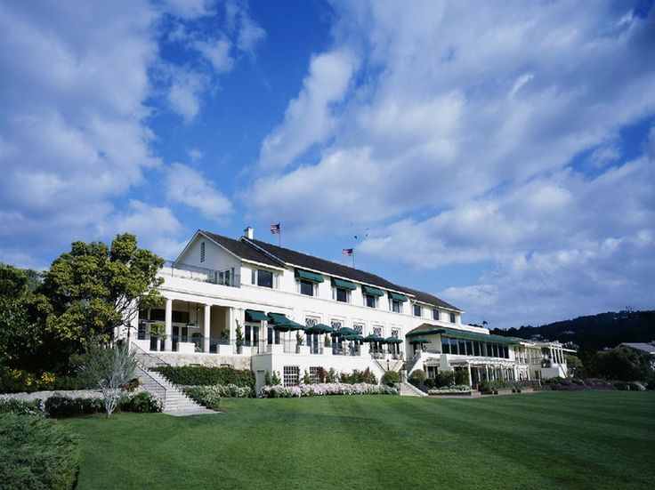 The Lodge At Pebble Beach, Monterey, California - Resort Review ...