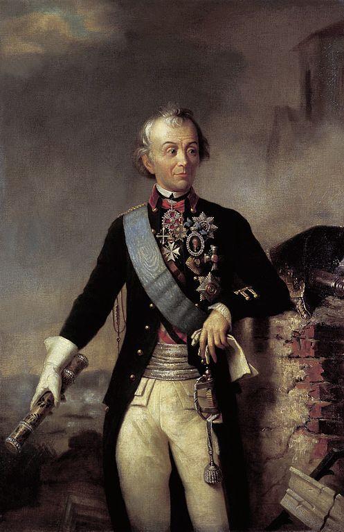Великий и неизвестный русский полководец Александр Суворов