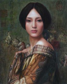 by Tang Wei Min (b1971, Hunan Province, China)