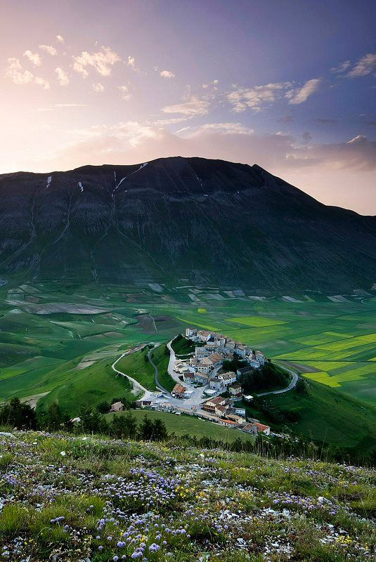 Castelluccio di Norcia, a wonderful place in Umbria 1