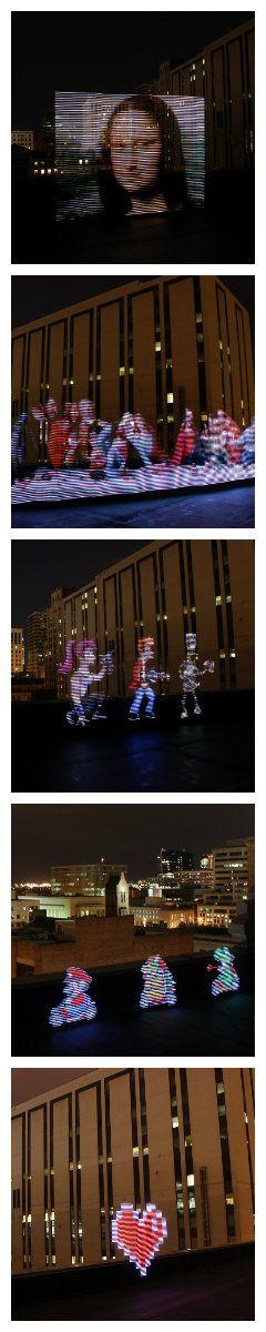 Для того чтобы рисовать световые картины можно использовать светодиодную ленту и контроллер Arduino. Идея этого проекта, в основном возникла из подобного проекта LightScythe, но вот способ реализации оказался совершенно другой. #рисованиесветом #фризлайт #фризлайтшоу #светодиодноешоу #freezelight #светографика #люминография #световыекартины #световаяанимация #шоусветовыхкартин #шоу #световоешоу #свет #рисункисветом #светодиоды