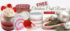 FREE CHRISTMAS CRAFT RECIPES