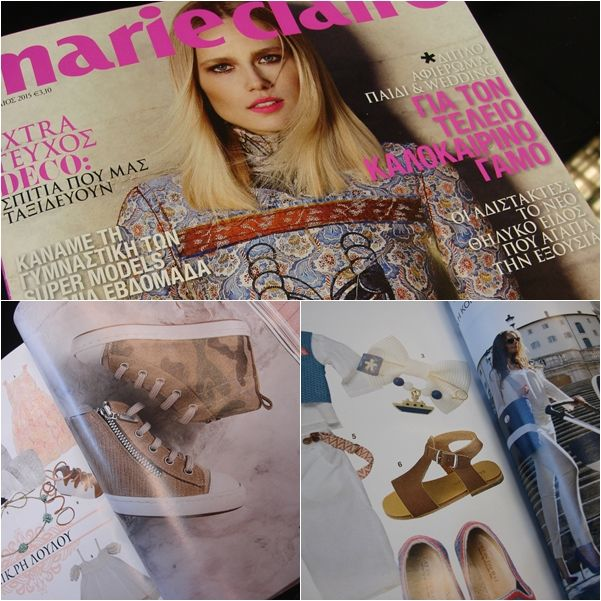Marie Claire Apr 2015 edition