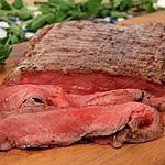 Greek-Style Flank Steak