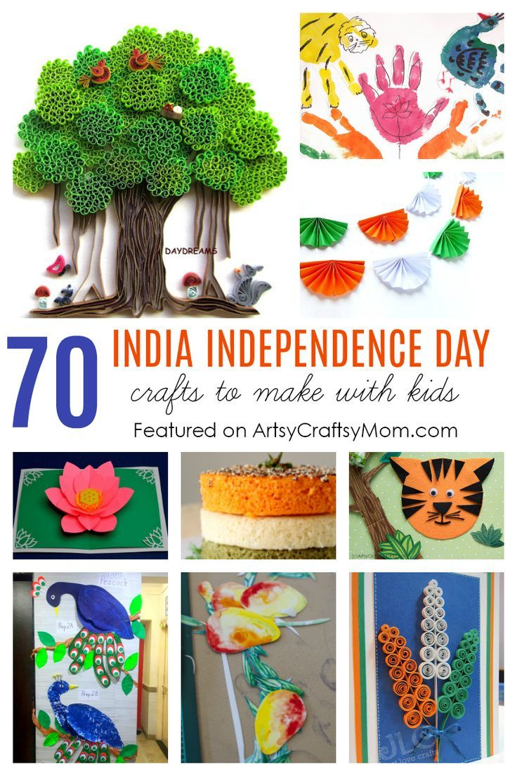 70 India Republic Day Crafts And Activities For Kids Mothers Day