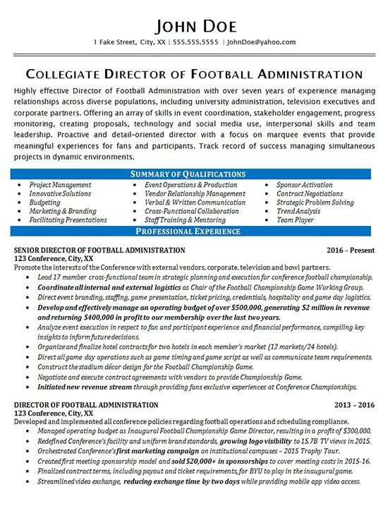 Great Student Athlete Resume Template Collection Student