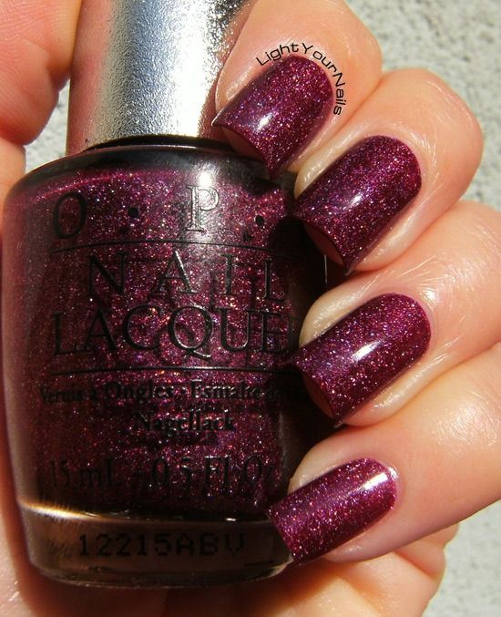 Discontinued Opi Nail Polish Colors: Discontinued Day: OPI DS Extravagance