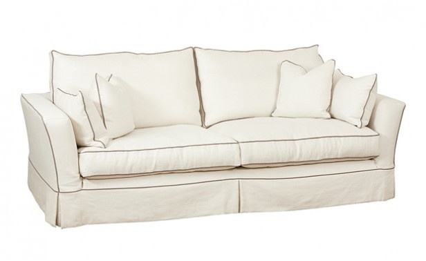 Couch East Hampton L I V N G F A M Y R O S Pinterest The Hamptons Sofa And