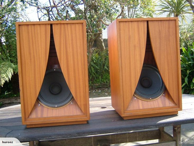 32 Best Karlson Encl Images On Pinterest Loudspeaker