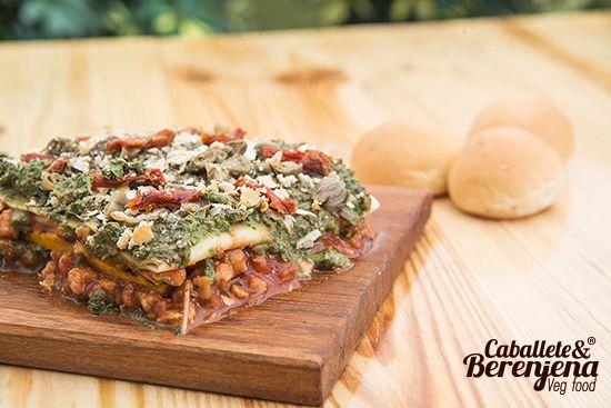 #LasagnaCapperi uno de los platos favoritos de nuestros clientes #Putanesca #TradicionDeFamilia #LaBellaItalia #Vegan
