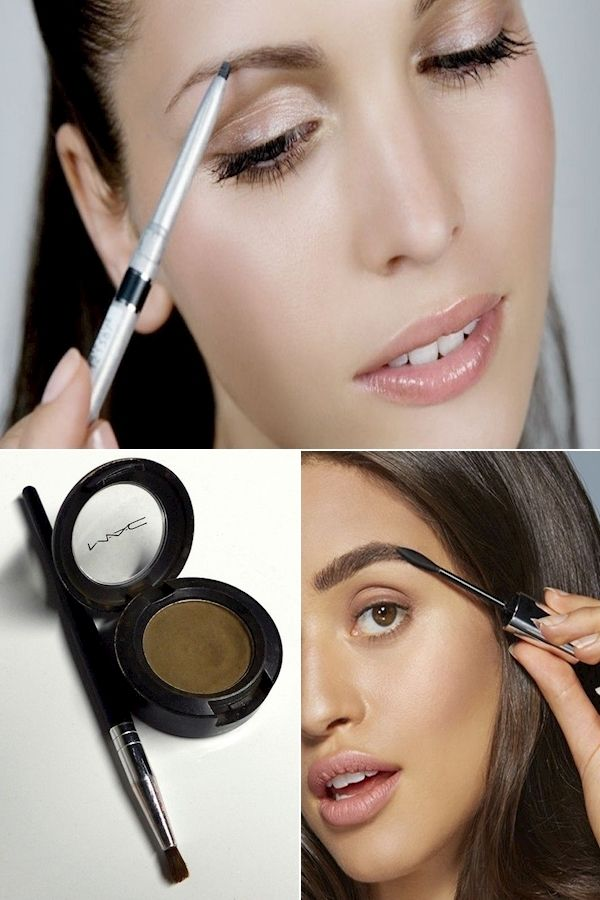 Arched Eyebrows   Shape My Eyebrows   How To Do Your Brows ...