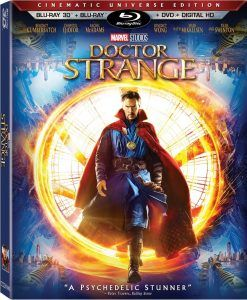 Doctor Strange Now Available on Blu-ray and DVD!!!  In our home, we are definite fans of theMarvel movies! In fact, we usually head to the theaters to see all the latest Marvel movies, in addition to owning them at home when they come out on Blu-ray and DVD. However, with Doctor Strange,we ran out of time to see it in the theaters. So […]   The post  Doctor Strange Now Available on Blu-ray and DVD!!!  appeared first on  The Mommy-Files .