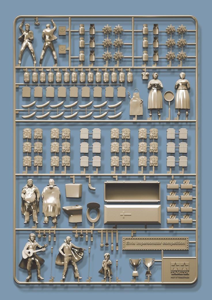 Le Bouquinovore: La théorie du complot en plastique
