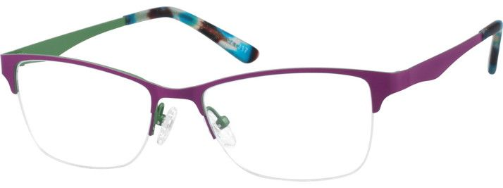 Cat-Eye Eyeglasses