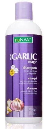 DIY Knoblauch Shampoo zur Bekämpfung von Haarausfall